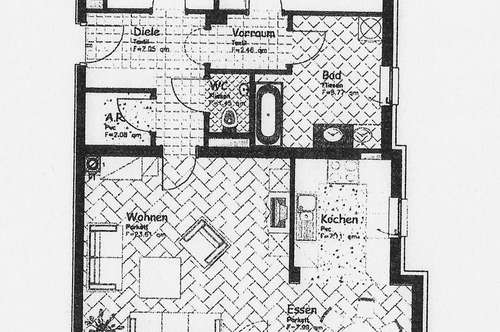 Kufstein- 3 Zimmer Gartenwohnung mit Garage