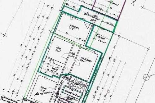 SCHWAZ- 4 Zimmer Dachgeschosswohnung mit Eigengarten und AAP
