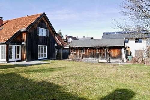 Doppelhaushälfte mit Einfamilienhauscharakter in wunderschöner Lage - ca. 136 m² Wnfl - 5400 Hallein
