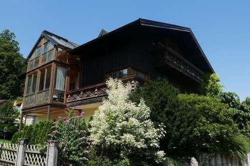 Traumhafte 2 Zimmer Dachgeschosswohnung im Landhausstil und Wintergarten - 155,78 m² Wohnfläche - 5082 Grödig