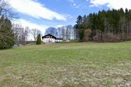 XXXL Grundstück inkl. Baubewilligung für zwei Doppelhaushälften mit 433 m² Wnfl. in 5204 Straßwalchen