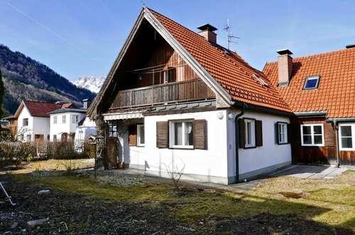 Sanierungsbedürftige Doppelhaushälfte mit Potential für MEHR - ca. 80 m² Wnfl - 5400 Hallein