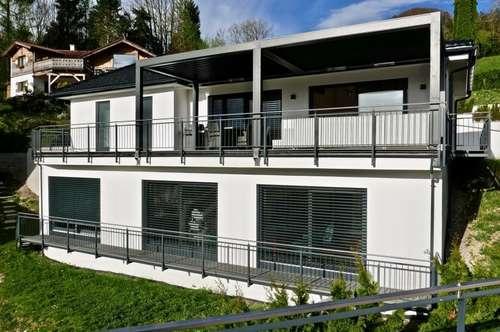 LUXUS PUR! Einfamilienhaus in Traumlage mit Pool und Sauna - 5323 Vorderschroffenau