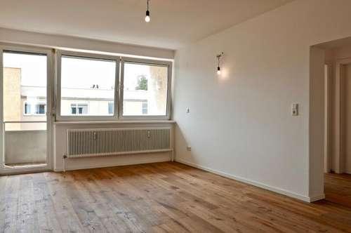Erstbezug nach Kernsanierung! Wunderschöne 3 Zimmer Wohnung mit Loggia - 69,65 m² Wohnfläche - 5020 Salzburg / Josefiau