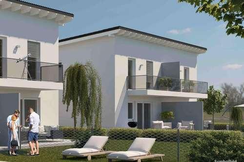 Moderne Doppelhaushälfte mit großem Garten und großer Terrasse (Haus 2)