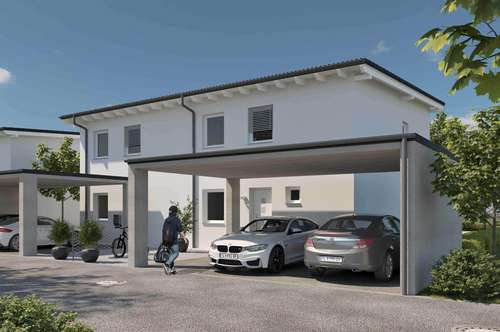 Willkommen zu Haus! Moderne Doppelhaushälfte zum Wohlfühlen (Haus 4)