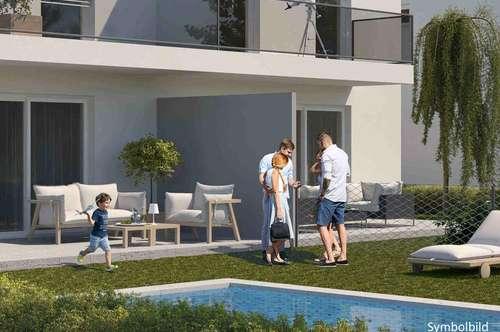 Leistbare Doppelhaushälfte für junge Familien (Haus 6)