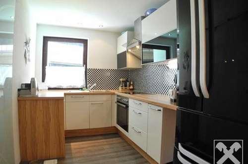 Klösterle: gepflegtes Haus mit 4 abgeschlossenen Wohneinheiten