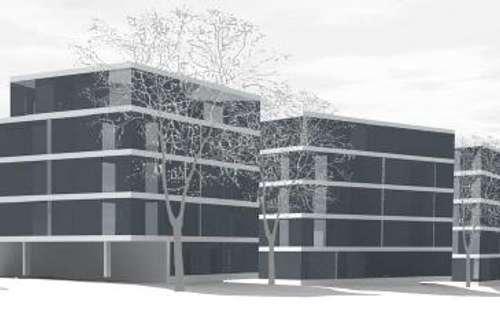 Neubauprojekt mit attraktiven Gewerbeflächen