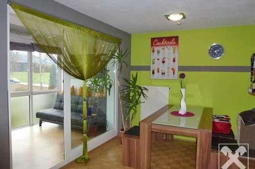 Gepflegte 3-Zimmerwohnung - als Zweitwohnsitz geeignet!