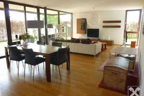 Exklusiv und familienfreundlich - Gartenwohnung in Schwarzach