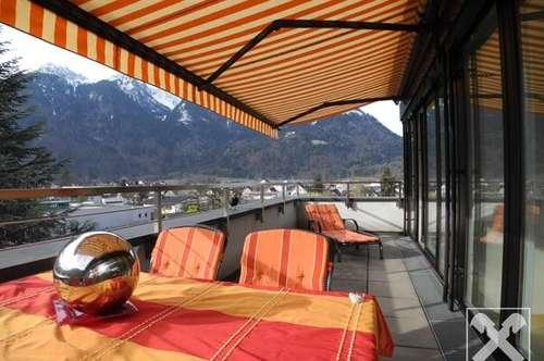 Wunderschöne Terrassenwohnung im Zentrum von Bludenz zu mieten!