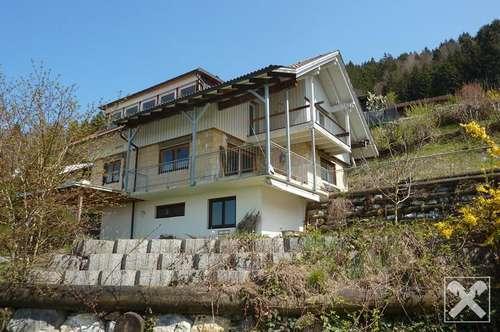 Dornbirn-Watzenegg: 2-Familien-Wohnhaus mit traumhafter Aussicht zu verkaufen