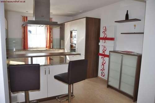 135 m² Erdgeschosswohnung mit 200 m² Eigengarten
