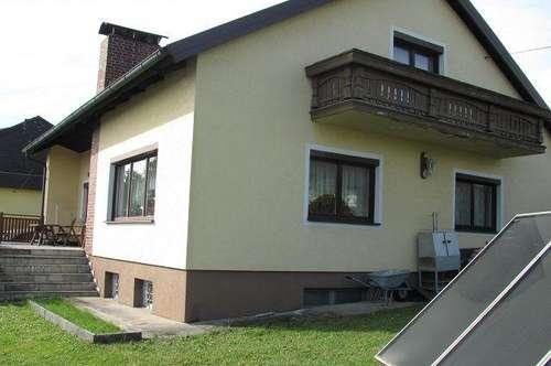 Vollunterkellertes Einfamilienhaus mit großem Garten nähe Rufling/Leonding