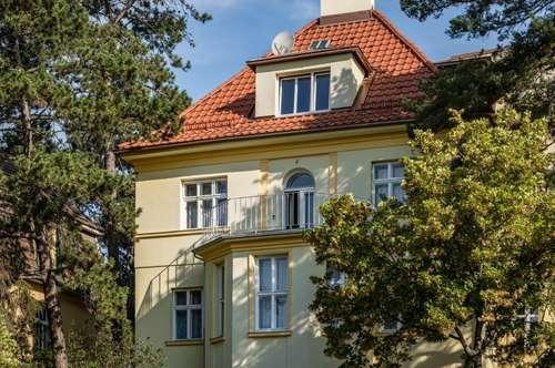 Charmante Villa in Hietzing