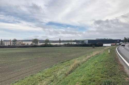 Industriegrundstück nahe Flughafen Wien