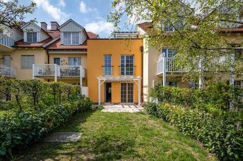 Mauerbachhof - Maisonette mit Terrasse und Garten
