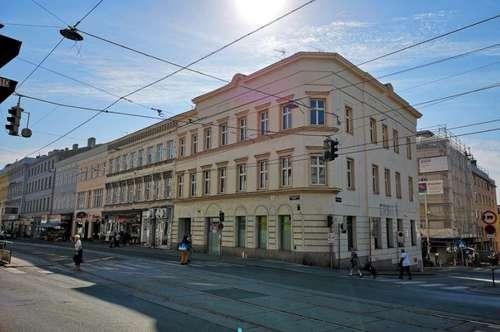 Eck-Geschäftsfläche auf der äußeren Mariahilfer Straße!