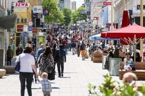 Geschäftslokal in Top Frequenzlage der Meidlinger Hauptstraße