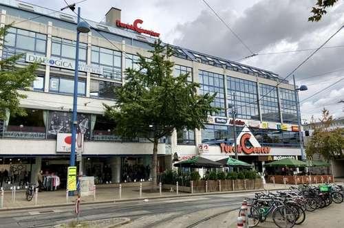 Attraktive Geschäftsfläche im Turek-Center