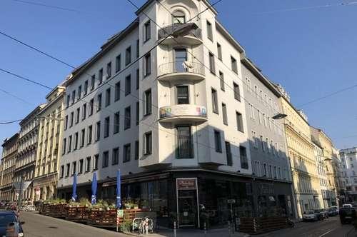 Helle Büroräumlichkeiten nähe U-Bahn Station Thaliastraße