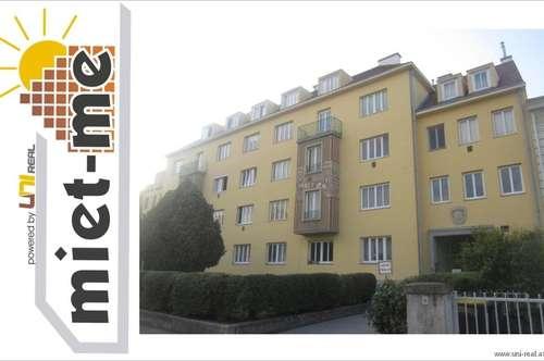 - miet-me - perfekt aufgeteilte 2 Zimmer Wohnung mit kleinem Balkon