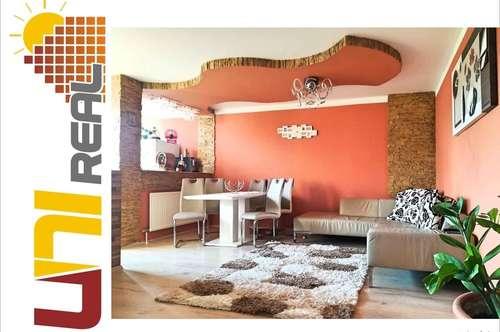 - UNI-Real - Charmante & sonnige Eigentumswohnung mit Garagenplatz!