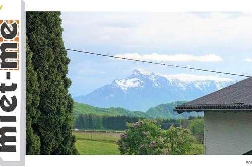 - miet-me - Gartenwohnung mit Bergpanorama