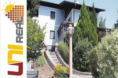 - UNI-Real - Zweifamilienhaus mit herrlichem Ausblick sucht glückliche Familie