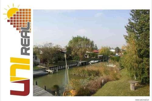 - UNI-Real - Seehaus mit Garten und Bootsanlegeplatz
