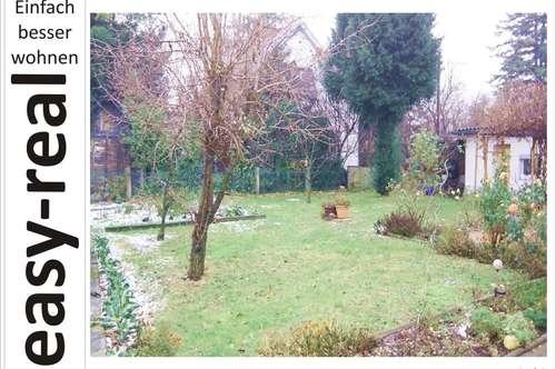 - easy-real - für Gartenliebhaber in Top Lage!