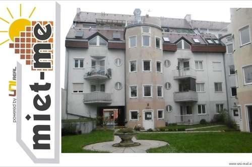 - miet-me - Südost ausgerichtete 3 Zimmer Wohnung mit 2 Loggien