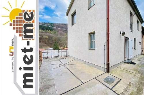 - miet-me - gepflegte Doppelhaushälfte mit Terrasse in Grünlage