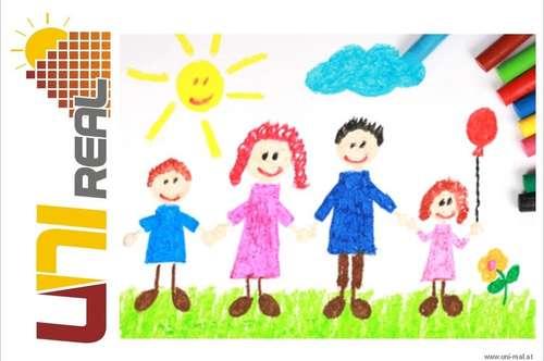 - UNI-Real - Familienwohnung mit Zweitwohnsitz-Widmung!