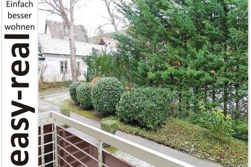 - easy-real - Wohnung mit Gartennutzung und Blick auf den herrlichen Husarentempel!