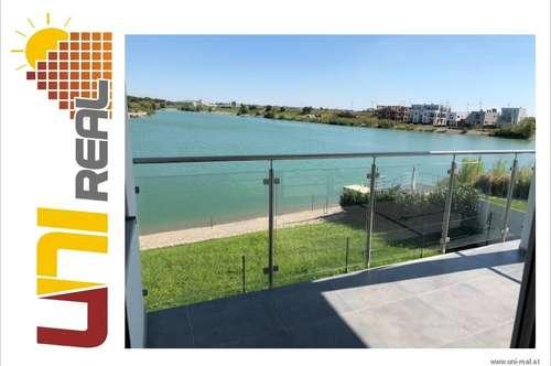 - UNI-Real - Erstbezug: Perfekt für Familien, mit Strand + Spielplatz