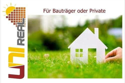 - UNI-Real - 2 Grundstücke für Bauträger oder Private