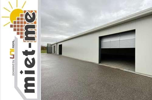 - miet-me - Lager-/ Logistikhallen südlich von Wien! *Ab €7,00 / m² zu mieten*
