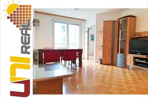 - UNI-Real - Top zentrale Lage - Top Wohnung - INKLUSIVE Garagenplatz!!
