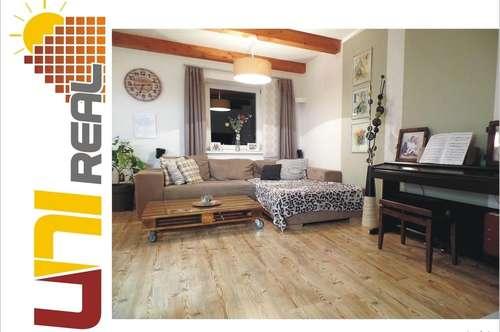 - UNI-Real - Traumhafte Dachgeschoss Maisonette in Attersee Nähe!