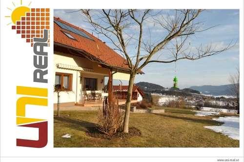 - UNI-Real - Wohlfühlhaus m. großem Garten u. Panoramablick