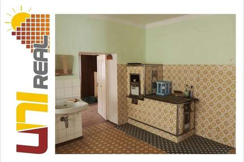 - UNI-Real - Günstiges Bauernhaus auf 1213 m² Grund