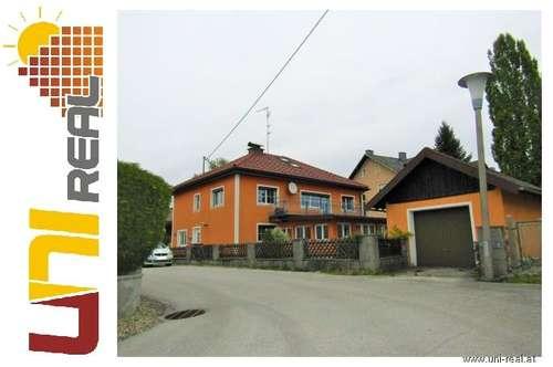 - UNI-Real - Platz für 2 Familien! - Mehrgenerationen- oder Anlageobjekt in Ruhelage