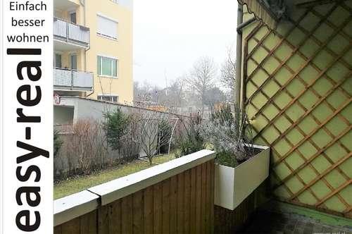 - easy-real - Gut geschnittene Wohnung mit Gartenbenützung sucht neue Besitzer!