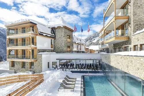 St Anton - 4 Zimmer - Luxus-Ski-Appartement - Bezugsfertig