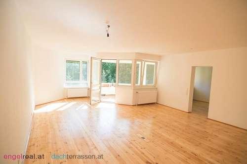 Hoher Lebenswert - preiswerte Wohnung mit Freifläche - Grünblick!