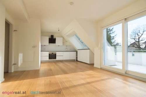 Sonnige Terrassenwohnung - 3 Zimmer mit offener Küche - Neuwertige Ausstattung