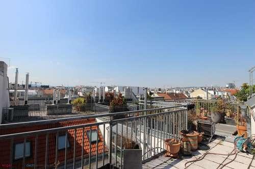 Traum-Dachgeschoßwohnung mit schöner Terrasse