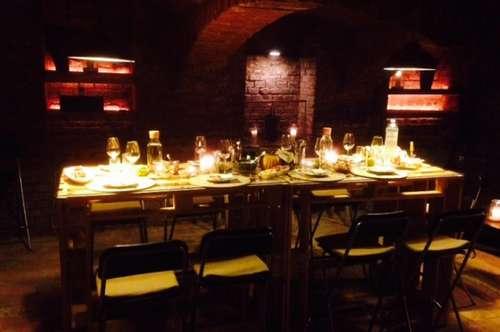 Weinkeller - neu renovierte Location für private Feiern